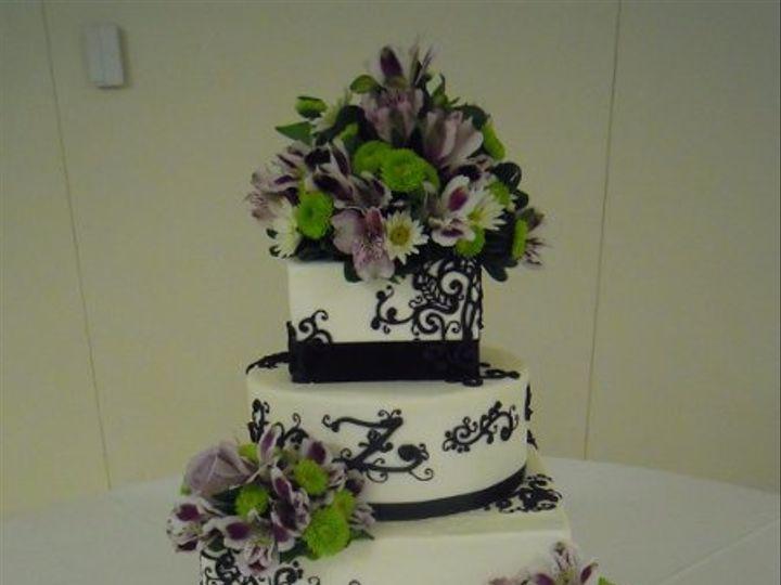 Tmx 1334022143616 0123 Clearfield wedding cake