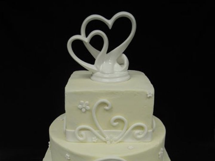 Tmx 1334022233215 0143 Clearfield wedding cake
