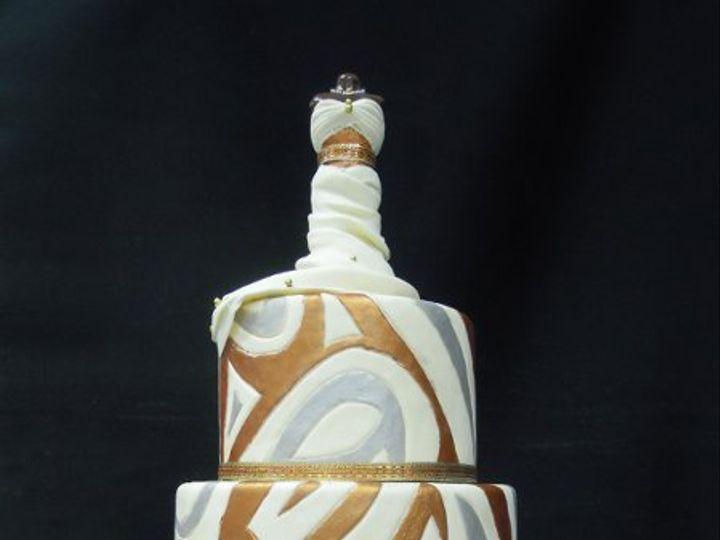 Tmx 1334022355233 0232 Clearfield wedding cake