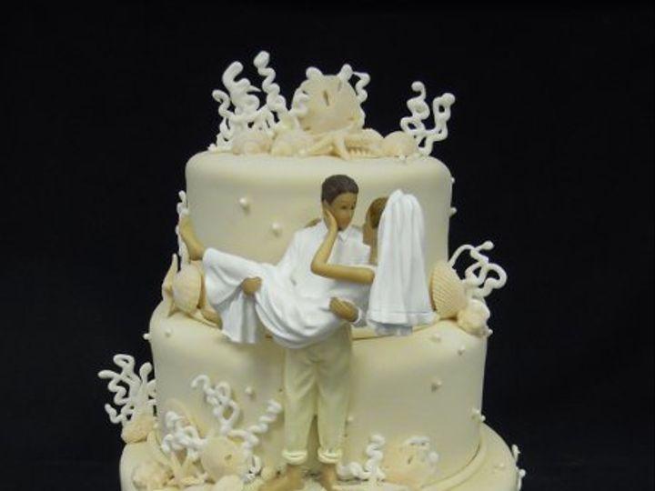 Tmx 1334022408058 0522 Clearfield wedding cake