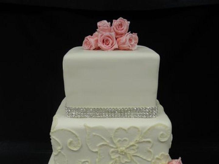 Tmx 1334022557023 Cakes0172 Clearfield wedding cake