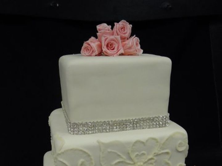 Tmx 1334022608516 Cakes018 Clearfield wedding cake
