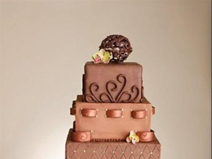 Tmx 1334022695064 Chocolatetowerjpg Clearfield wedding cake