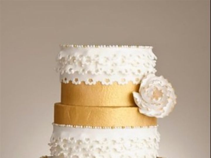 Tmx 1334022699934 MagazineShotLaceWedding Clearfield wedding cake