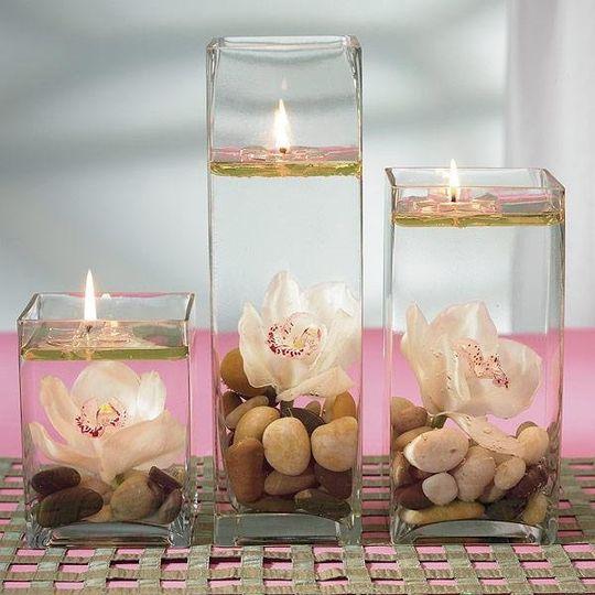 Candle Centerpiece 2