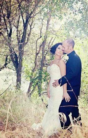 Bridal kisses