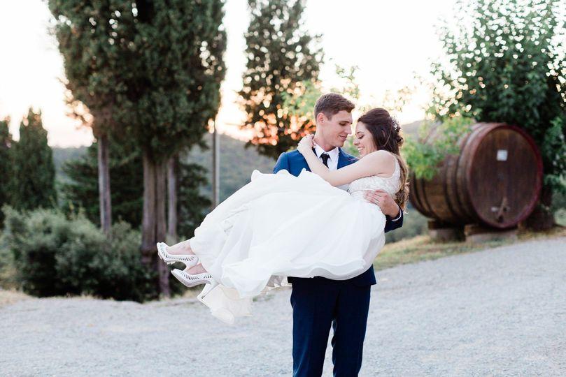 Italy Wedding - Tuscany