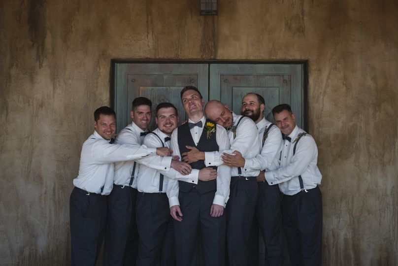 Huckins Wedding