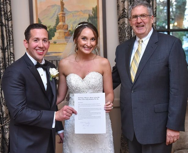 A fabulous wedding in Lincoln Park, Chicago!