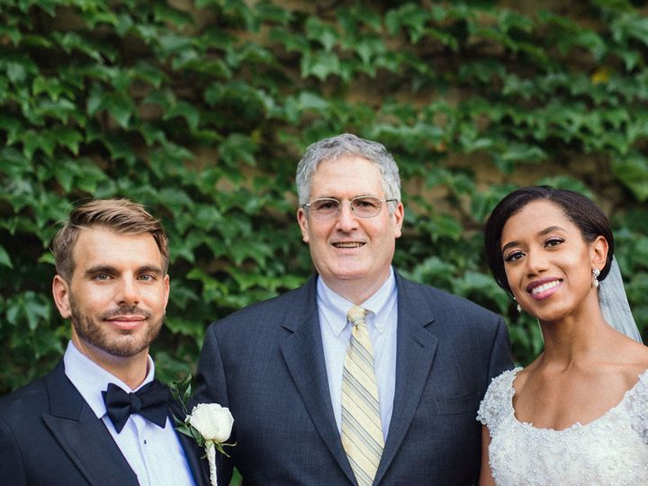Tmx 1534426430 4731d2d25011bfee 1534426429 3b93ced979280f1c 1534426434881 7 Evan Tiffany Posed Chicago, IL wedding officiant