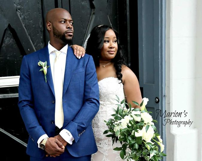Mr and Mrs Sims