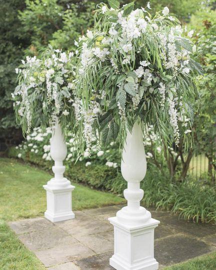 Altar floral designs