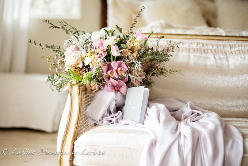 Flowers & vows