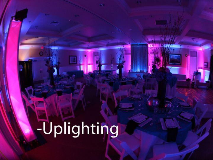 Tmx 1454606495846 Lighting Beforeafter002 Oklahoma City, OK wedding dj