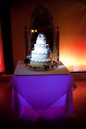 Tmx 1454606543430 Lightingcakelighting003 Oklahoma City, OK wedding dj