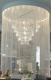 String Curtains create dramatic spaces quickly! From 6' long to over 20' long in stock and ready to...