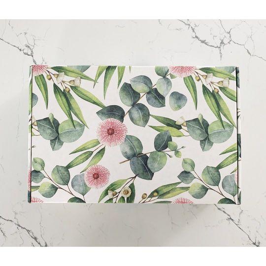 Floral Box Design