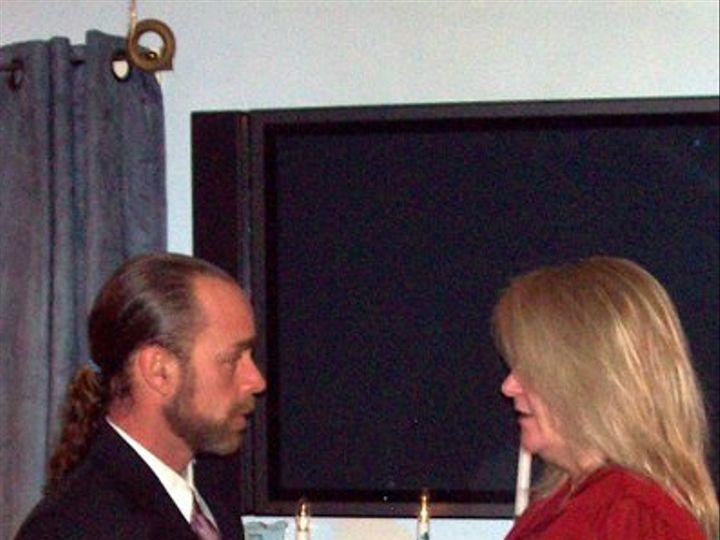 Tmx 1260316652616 TrishandJohn3 Sarasota wedding officiant