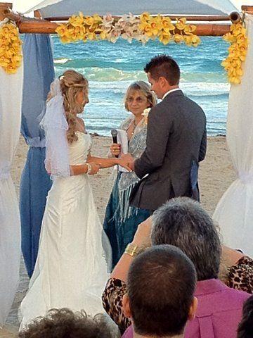Tmx 1326064335124 SamMikeCeremony1 Sarasota wedding officiant