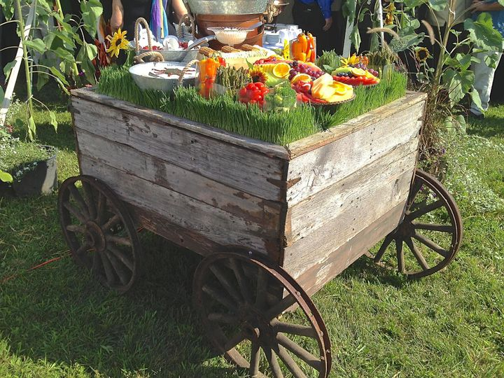 Tmx 1420737697058 Farm Cart Dexter, Michigan wedding catering