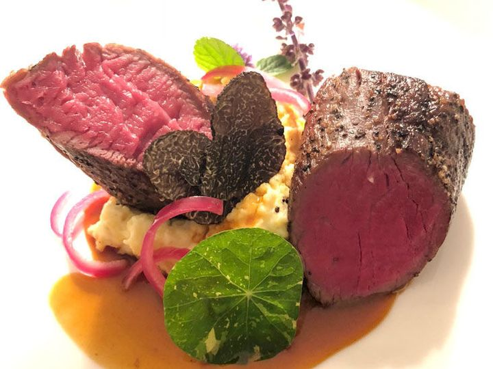 Tmx 1520625619 D51d34c0088f7ff2 1520625618 90eac3bd53e16115 1520625618044 1 Filet Mignon  Crea Dexter, Michigan wedding catering