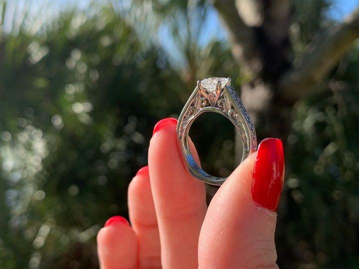 Tmx Laura Ring 2 51 1861111 1563456017 Deerfield Beach, FL wedding jewelry