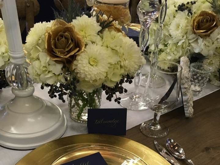 Tmx 1507734691510 Big Fake Blue And Gold Acworth wedding florist