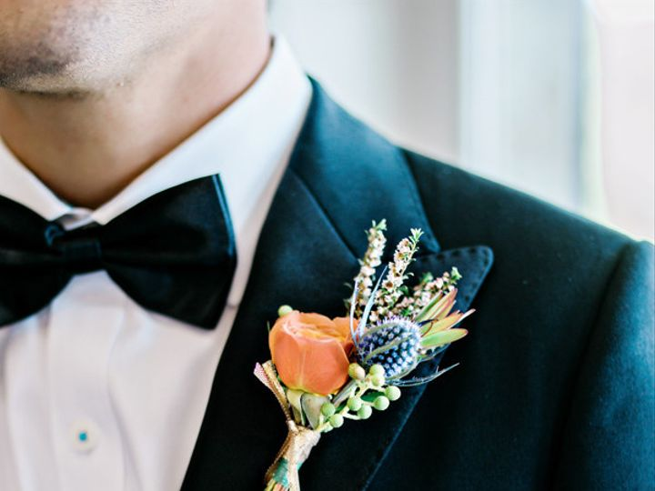 Tmx 1507734748915 Big Fake Boutonniere Acworth wedding florist