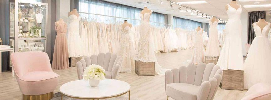 Belle Vogue Bridal - Store
