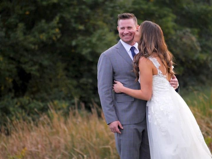 Tmx Monica And Brock 30 1024x576 51 1072111 1560535697 Indianapolis, IN wedding videography