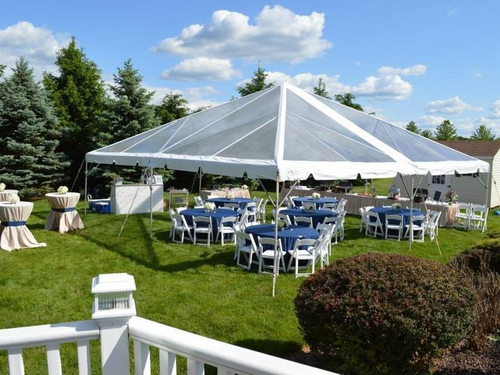 Tmx 1431367233296 B And B Tent Rental 6 Jackson wedding rental