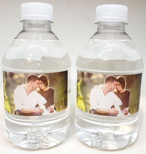 Add your photo water labels.