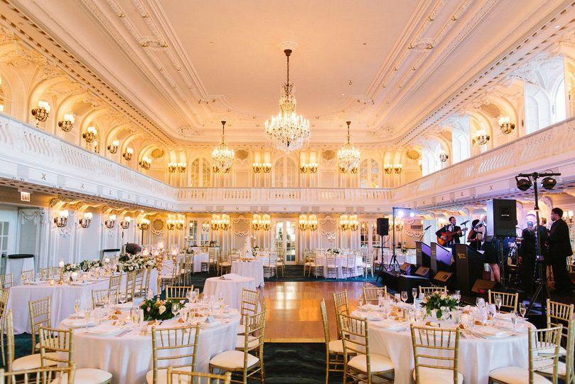 The Blackstone Hotel Wedding