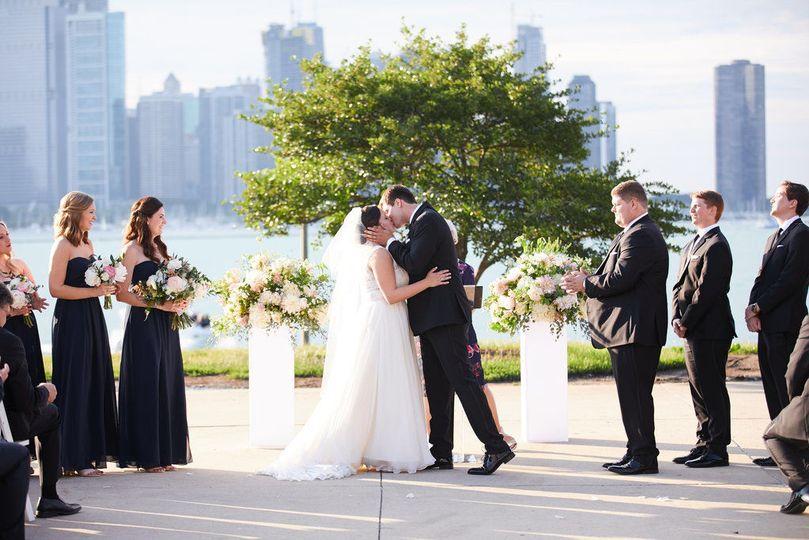 Chicago Outdoor Ceremony