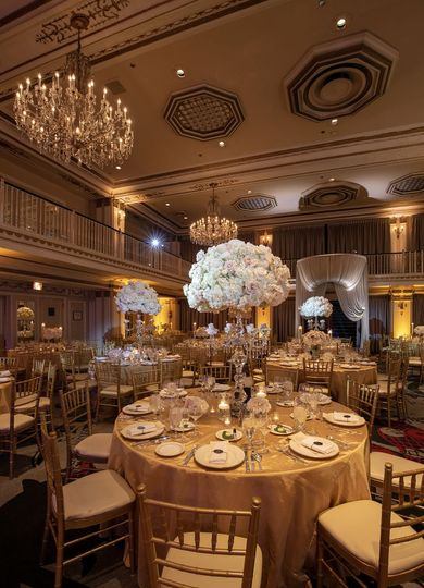 The Drake Hotel Wedding