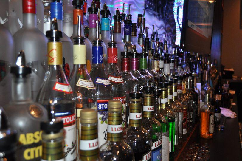 Bar at Revolutions