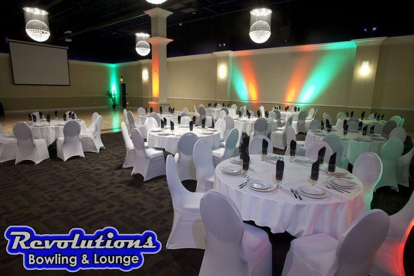 Revolutions ballroom