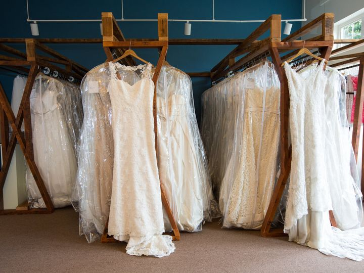 Tmx 1499314215132 Bluesky007 Seattle, WA wedding dress