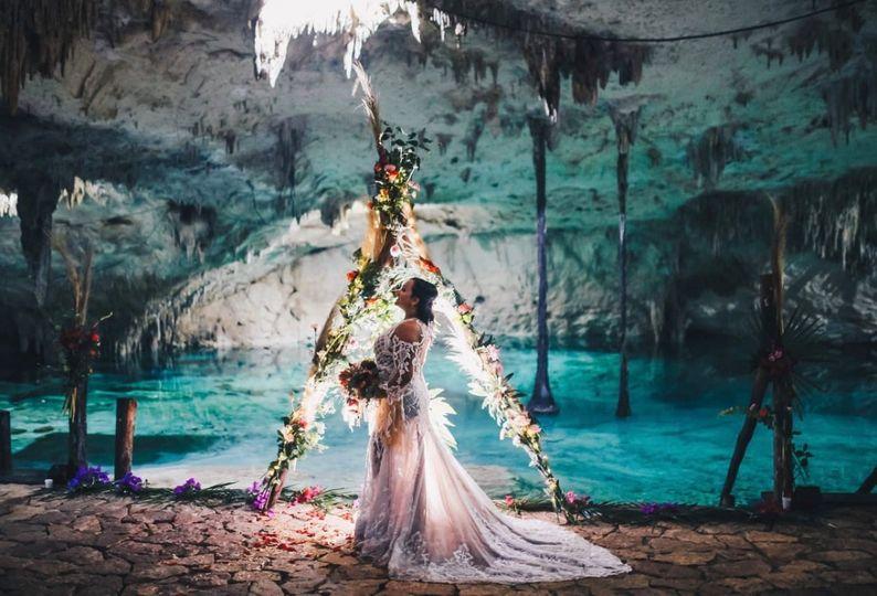 Cave Cenote Ceremony