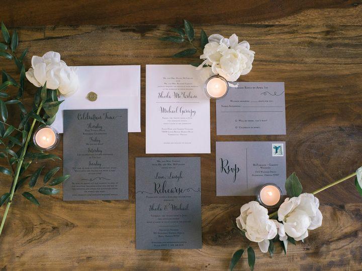 Tmx 1452104625152 5179 Sandy, Oregon wedding invitation