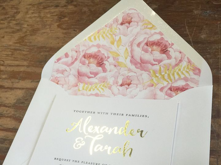 Tmx Crave Design Best Invitations 51 316111 Sandy, Oregon wedding invitation