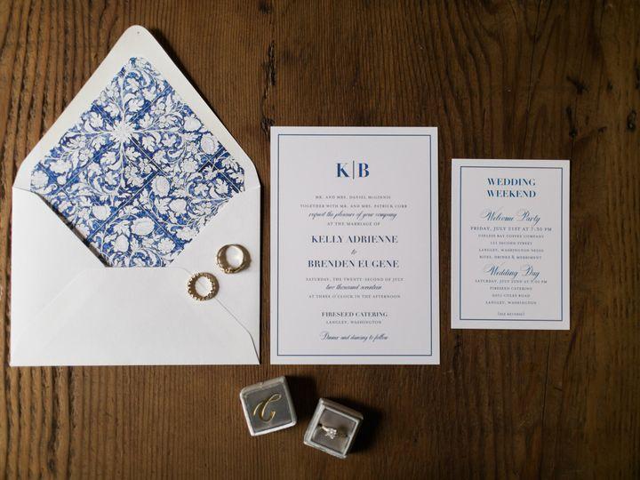 Tmx Kelly Brenden Wedding Kelly Brenden Wedding 0159 51 316111 Sandy, Oregon wedding invitation