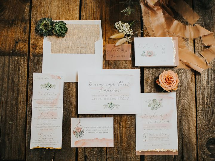 Tmx Portlandoregonbohemiandesertweddingphotographer015 51 316111 Sandy, Oregon wedding invitation