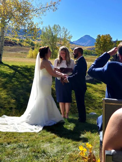 Jessica and Jose in Snowmass