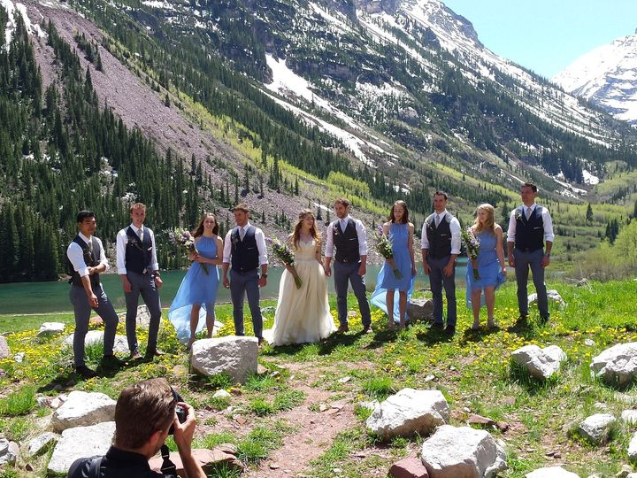 Tmx 1457992353279 20150604140341 Vail, CO wedding officiant