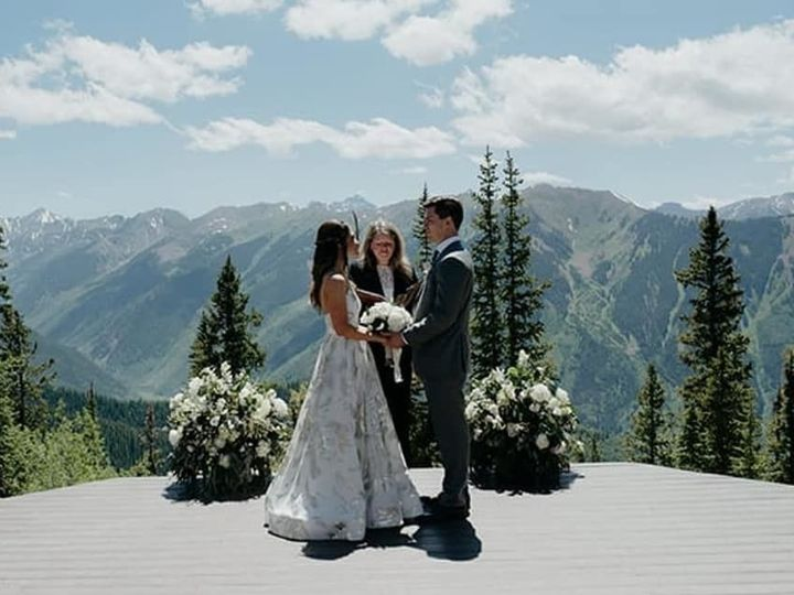 Tmx 1537306409 66596adacd283f8c 1537306409 905d5542e55f3236 1537306409350 6 Mb Vail, CO wedding officiant