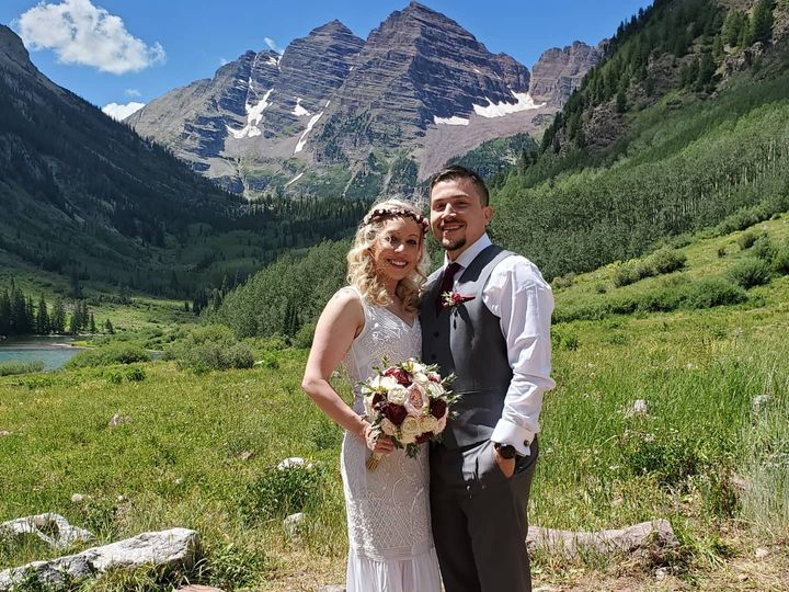 Tmx 2020 Bells Elopment Couple 51 726111 160384456678977 Vail, CO wedding officiant