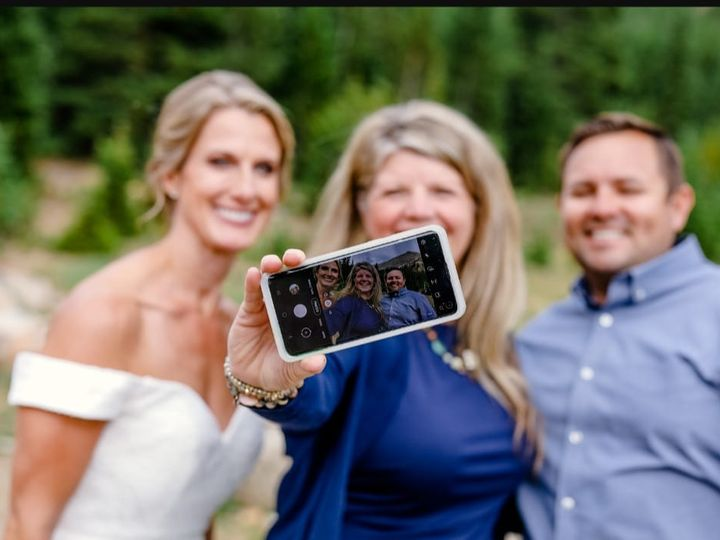 Tmx Back Of Breck Pro Selfie 51 726111 160384456599842 Vail, CO wedding officiant