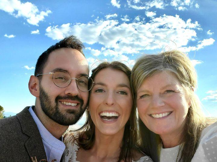 Tmx Sarah And Elliot Selfie 51 726111 160384466062890 Vail, CO wedding officiant