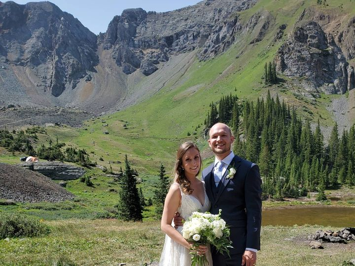 Tmx Telluride Couple 51 726111 160384465825827 Vail, CO wedding officiant